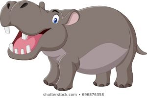 Hippopotamus portal . Hippo clipart h be for