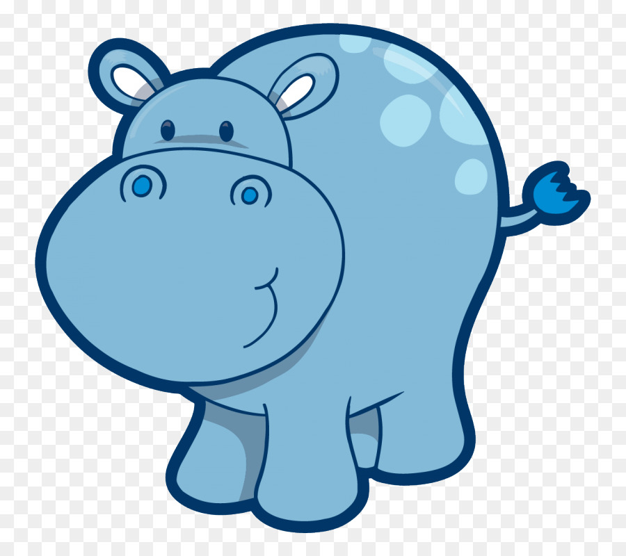 Christmas png download free. Hippo clipart happy hippo