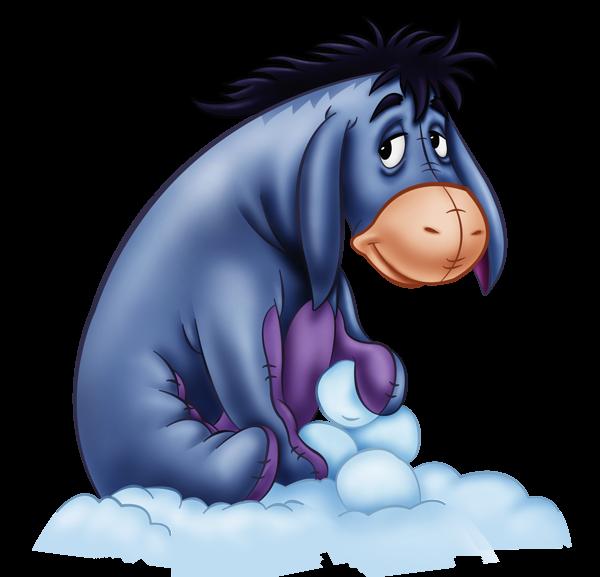 Eeyore con bolas de. Hippo clipart moving