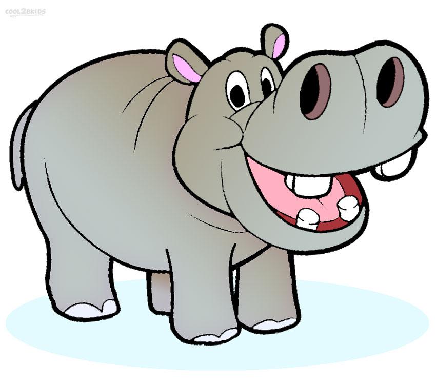 Top free image . Hippopotamus clipart