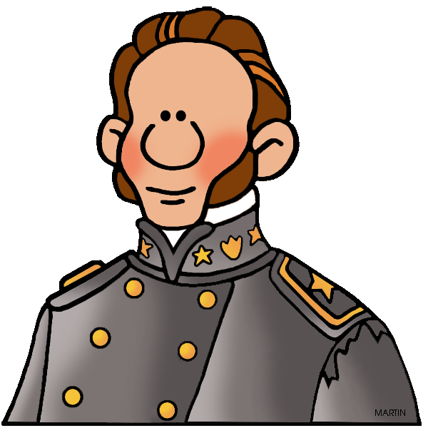 United states clip art. History clipart famous person