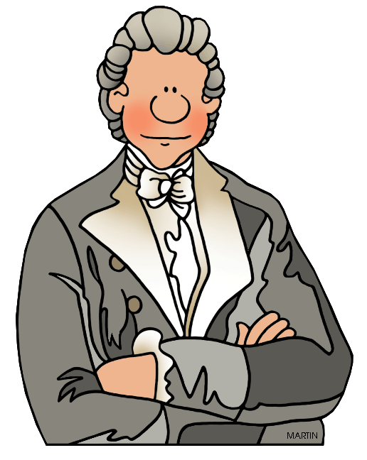 History clipart famous person. United states clip art