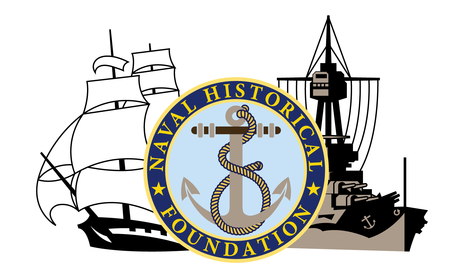 History clipart historical document. Naval foundation mission the