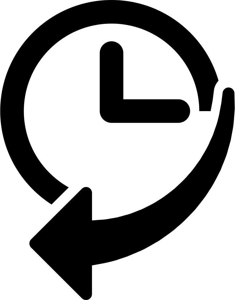 Navigation interface of a. History clipart history symbol