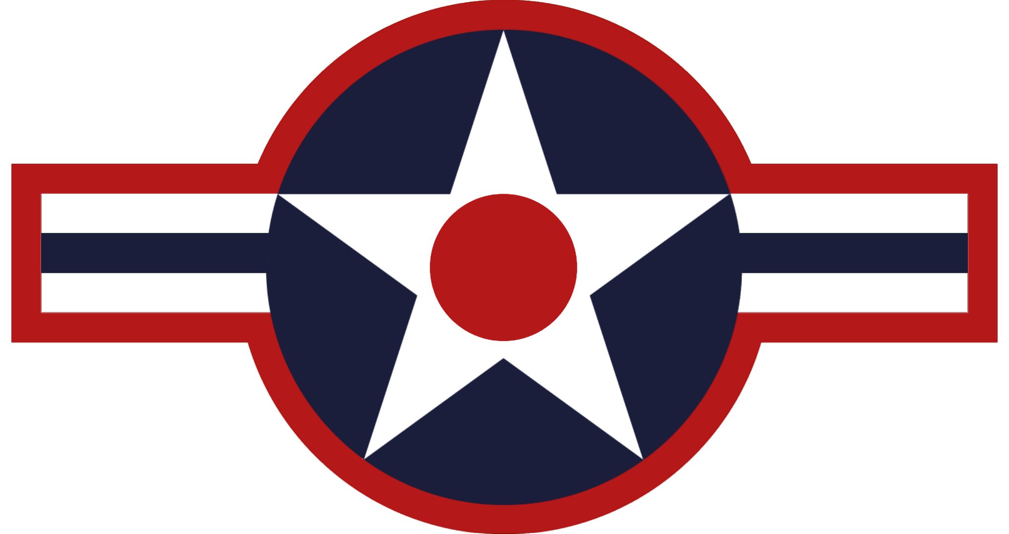 History clipart history united states. Air force roundels and