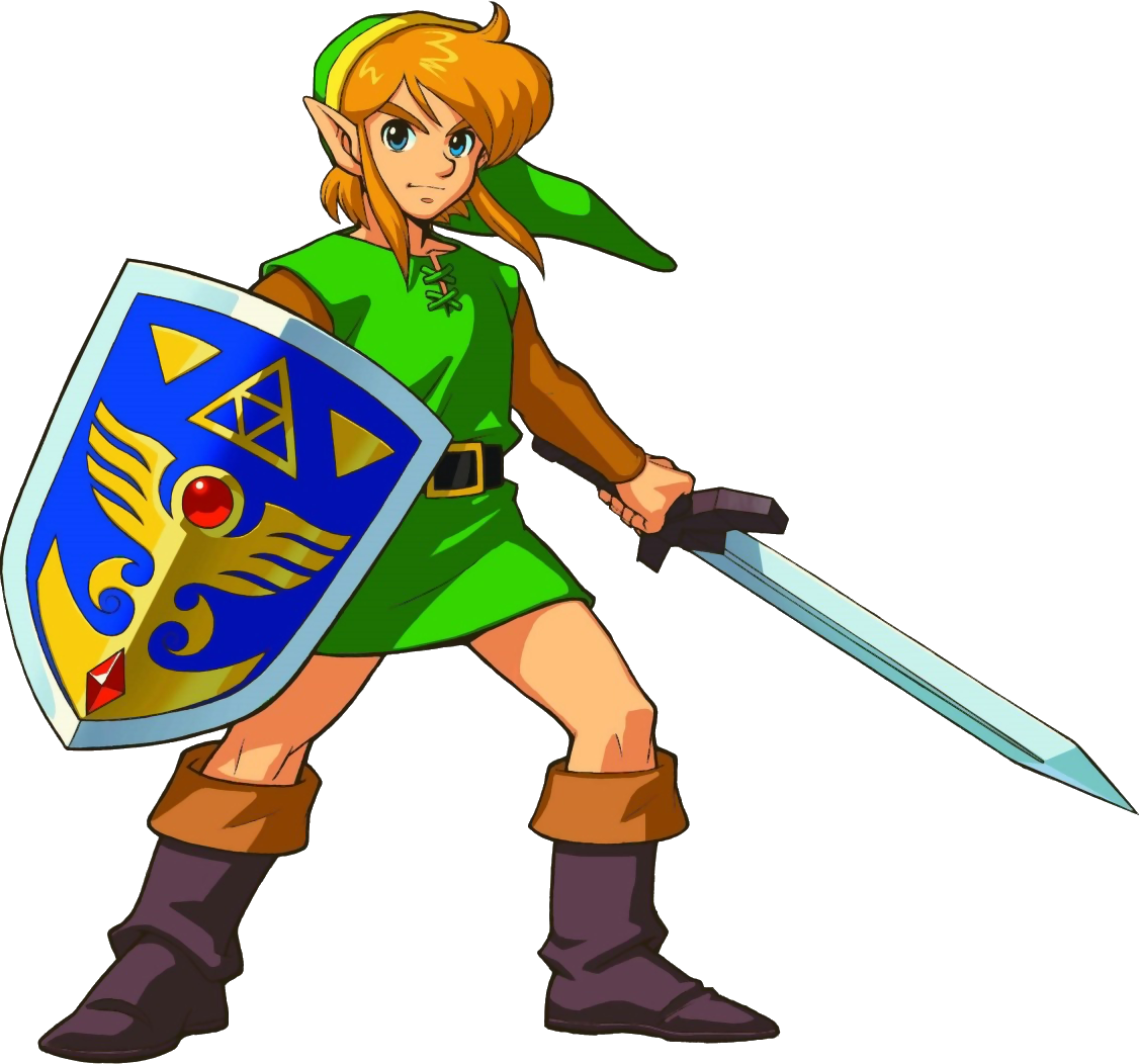 Image link artwork a. Youtube clipart zelda