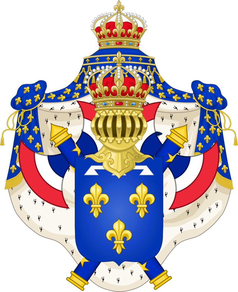 Coat of arms a. History clipart person france