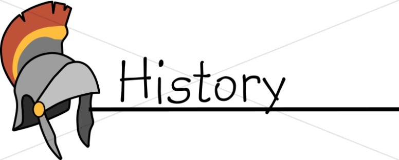 Subject of christian education. History clipart school history