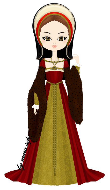 Margaret queen of scots. History clipart tudor