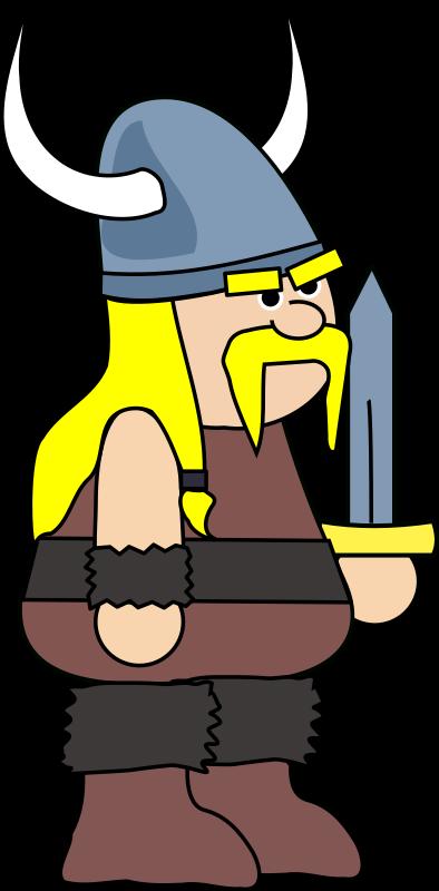 Viking medium image png. Warrior clipart clip art