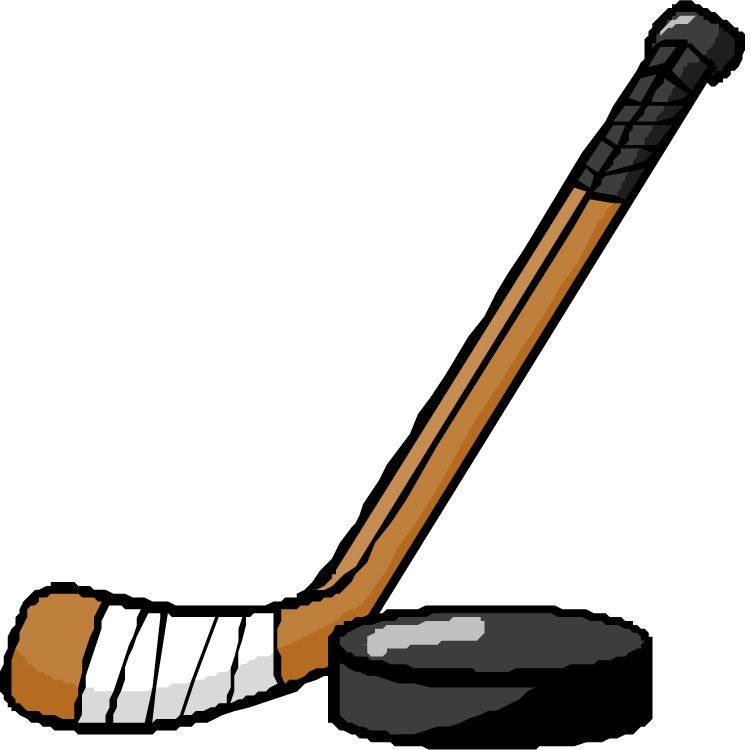 Hockey clipart. Cliparts for you deby
