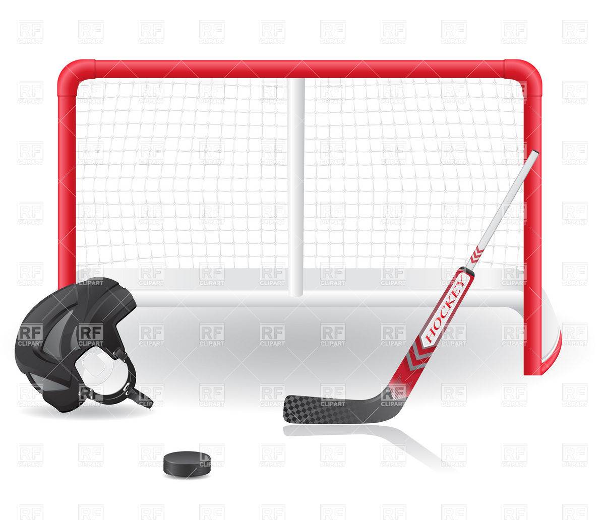 Free download best . Hockey clipart banner