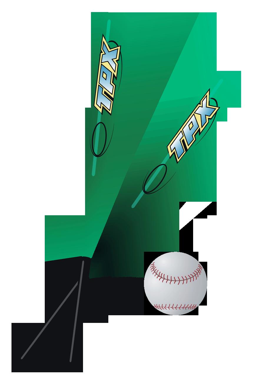 Baseball racket clip art. Hockey clipart bat