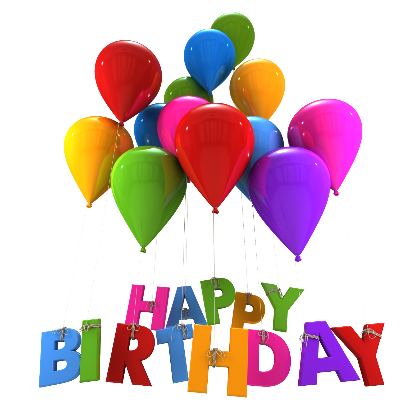 Free download. Happy birthday png images