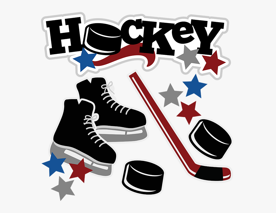 Free kids . Hockey clipart clip art