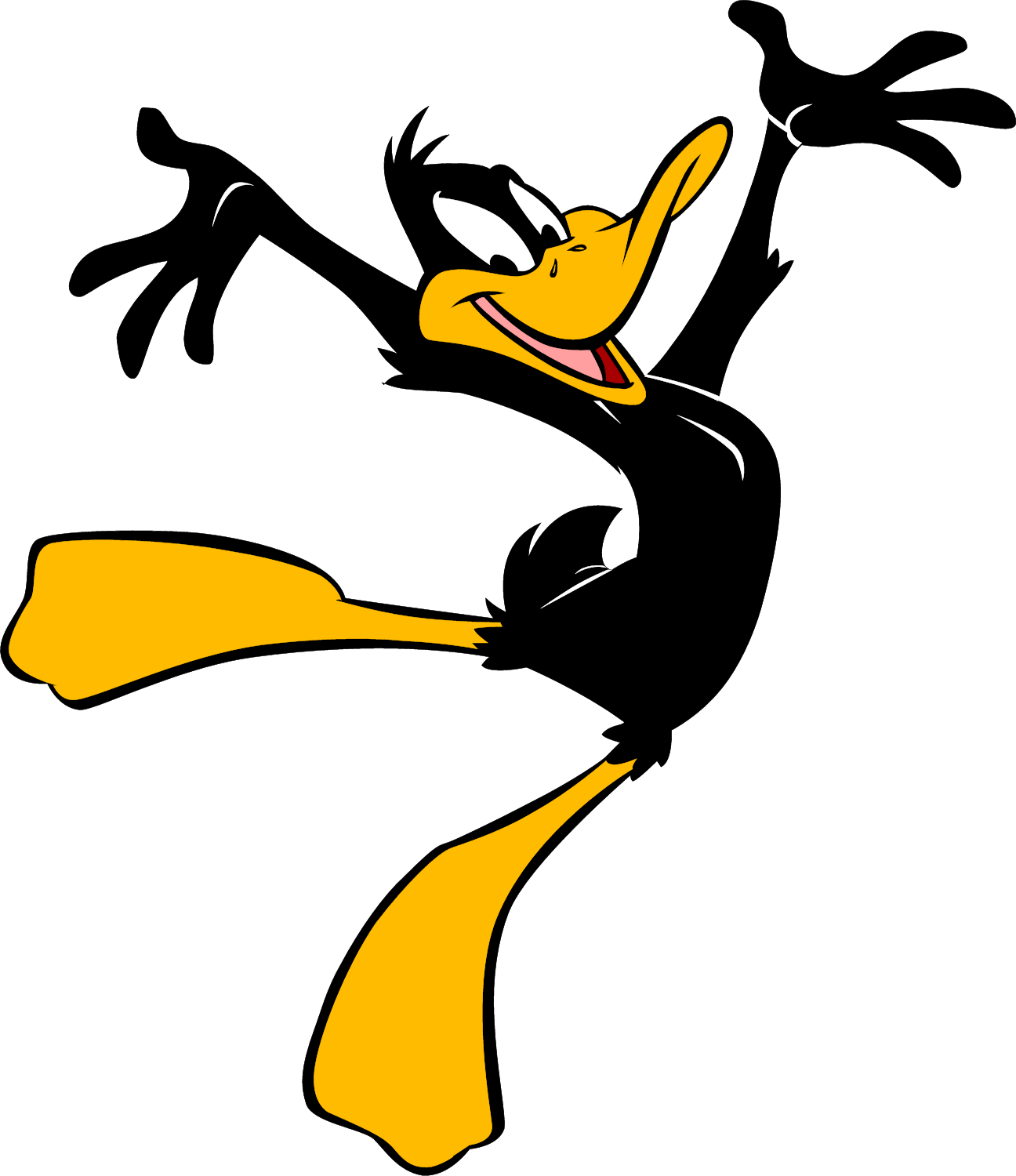 Looney tunes pinterest and. Hockey clipart daffy duck