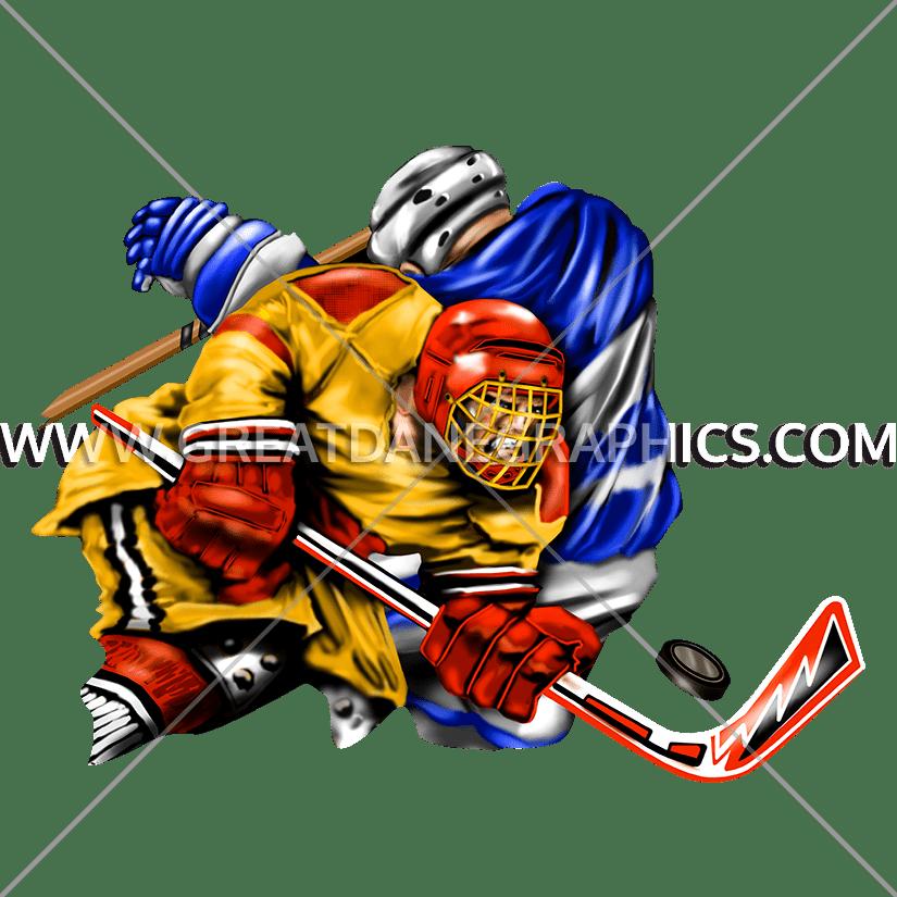 Check production ready artwork. Hockey clipart easy