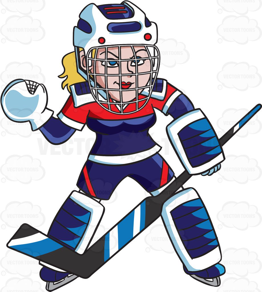 Hockey clipart goalie pad. Free download best