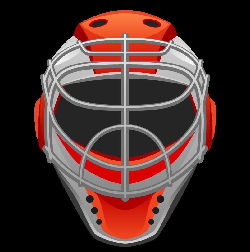 Scratch pads web app. Hockey clipart goalie pad