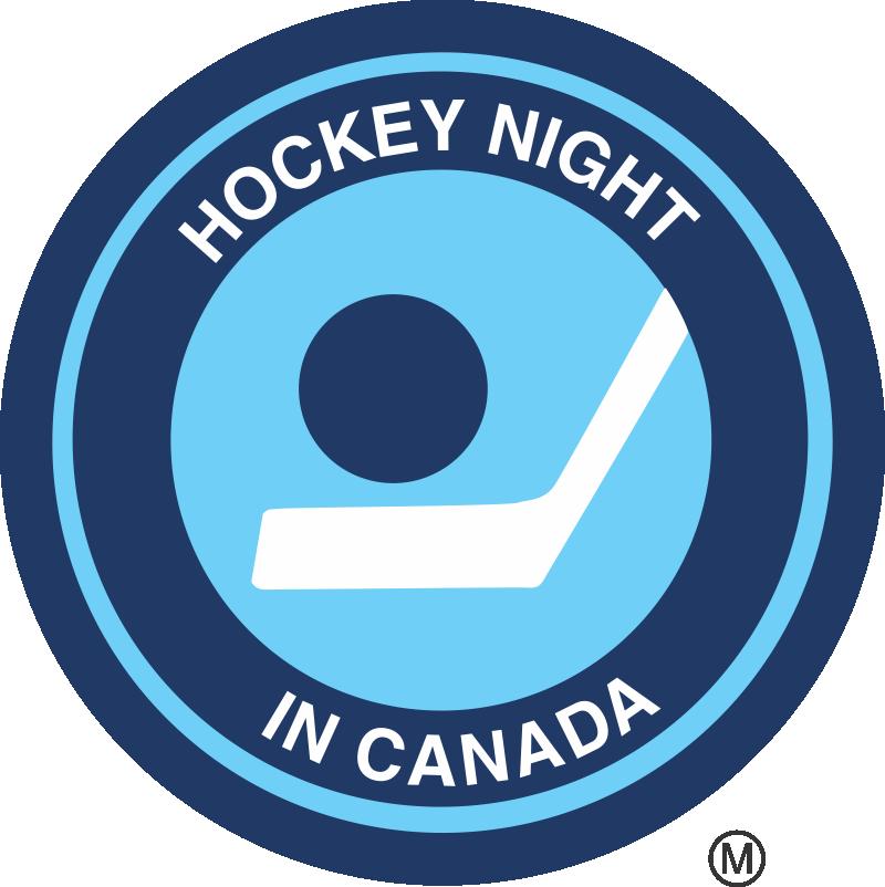 The sign illuminated night. Hockey clipart hockey canada