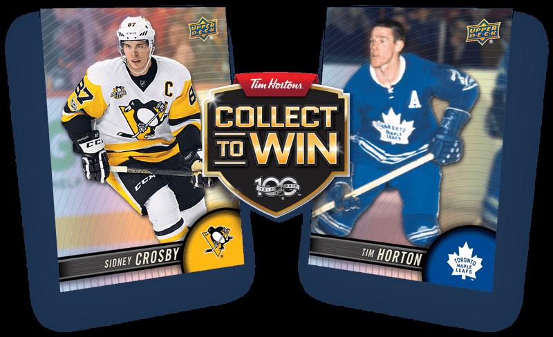 Hockey clipart hockey card. Play tim hortons collect