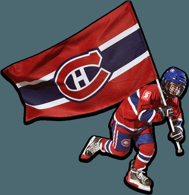 Canadiens club register your. Hockey clipart hockey fan