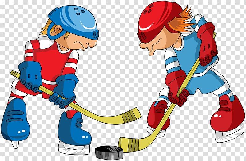 Ice stick goaltender mask. Hockey clipart hockey game