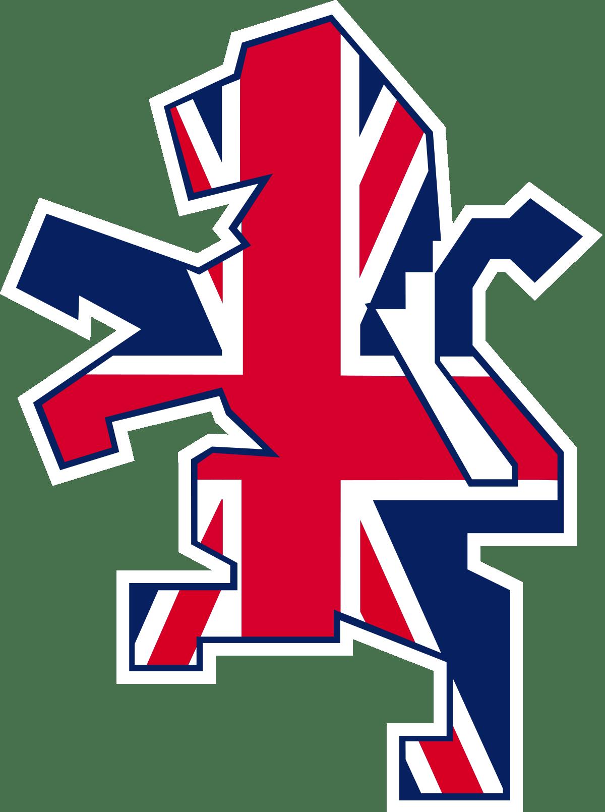 Great britain national ice. Hockey clipart hockey logo