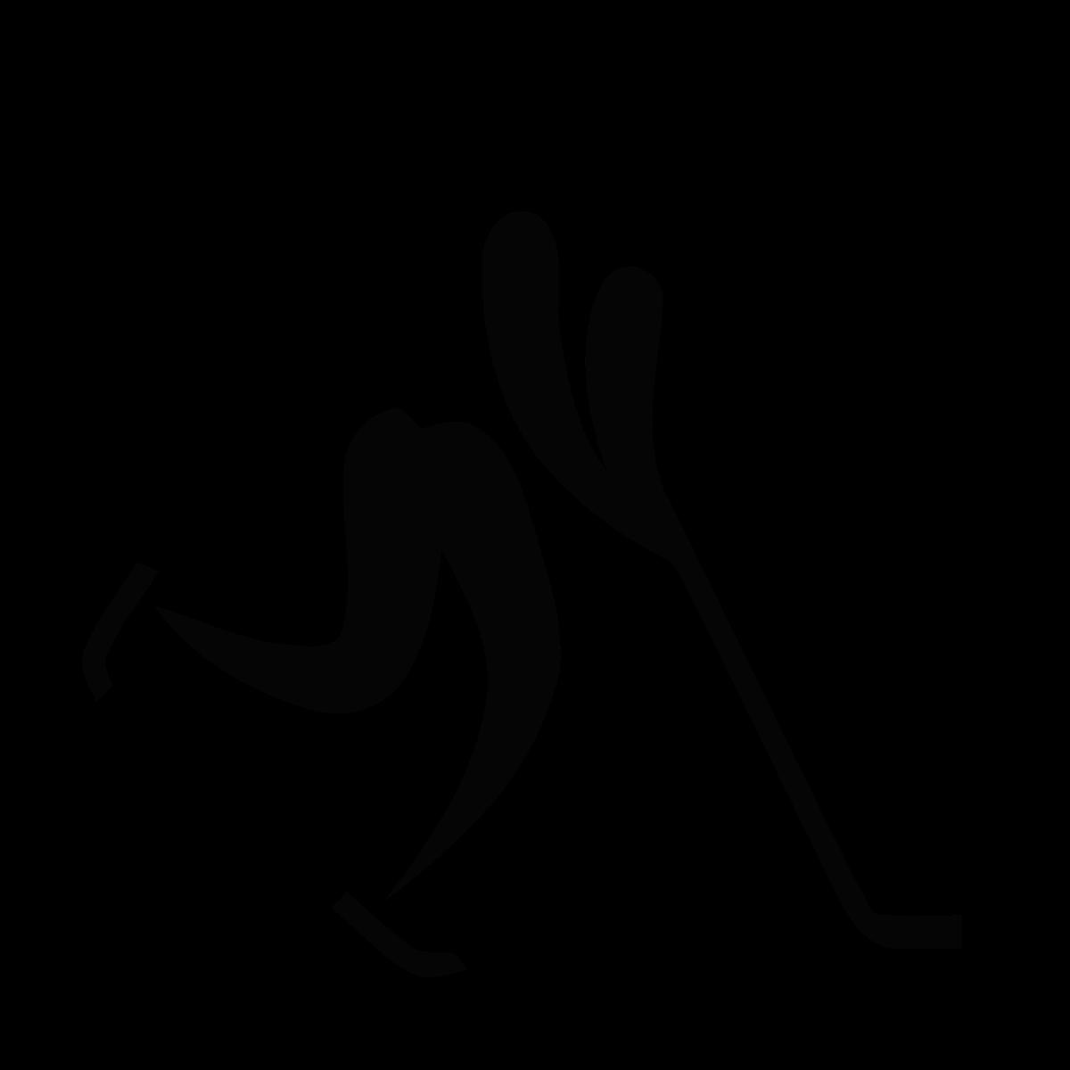 Ice at the olympic. Hockey clipart hockey logo