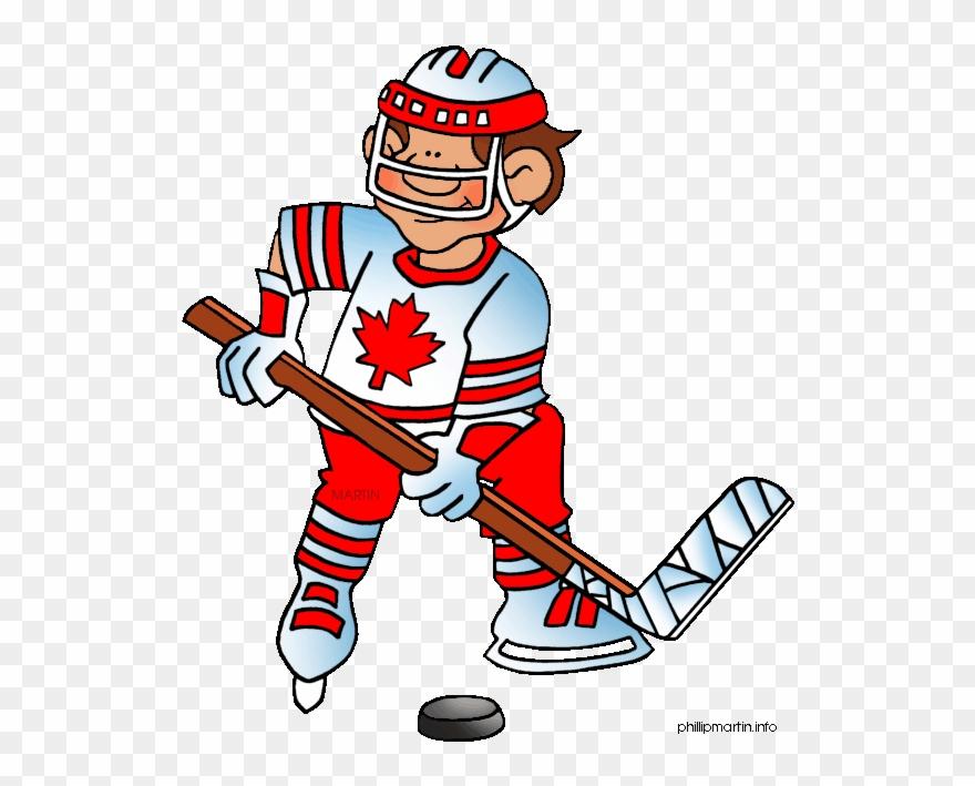 Ce mois ci canada. Hockey clipart hockey practice