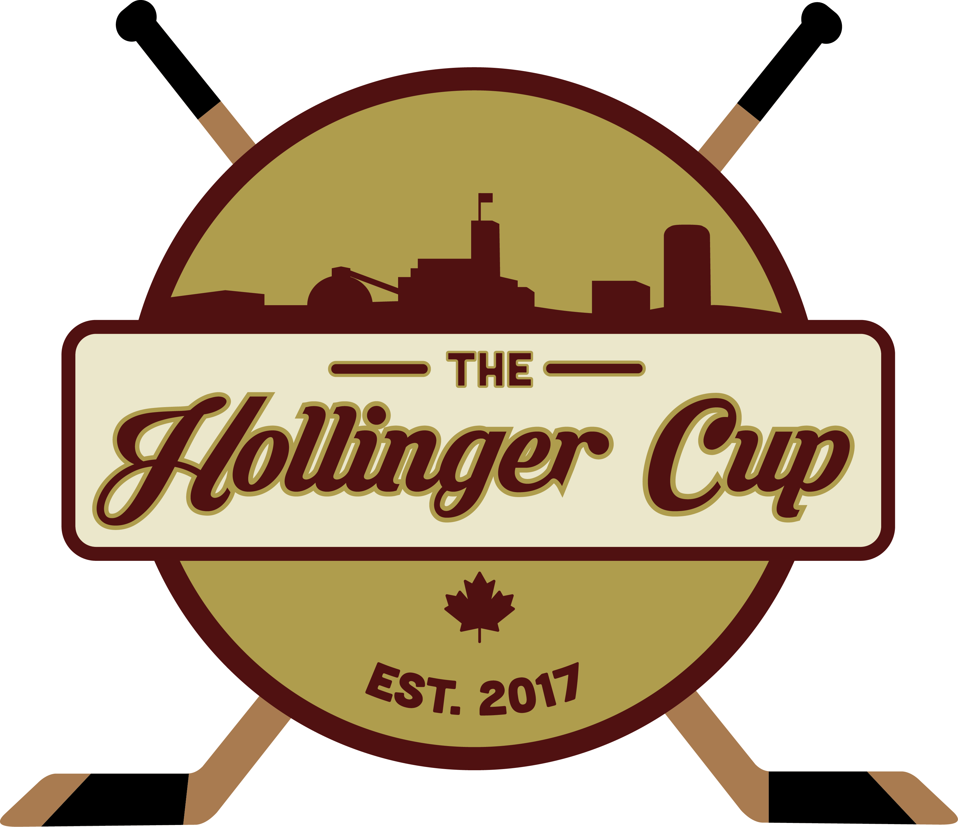 The hollinger cup pond. Hockey clipart hockey tournament