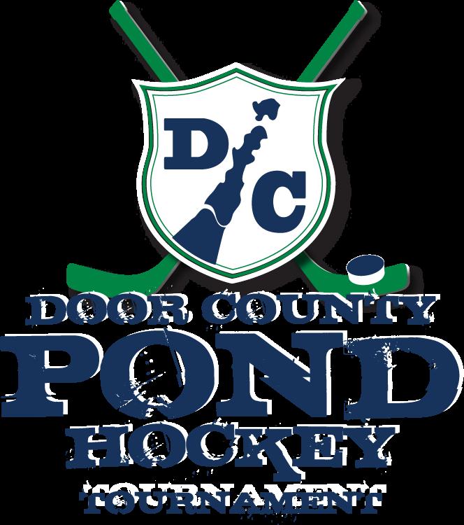 Schedule door county pond. Hockey clipart hockey tournament