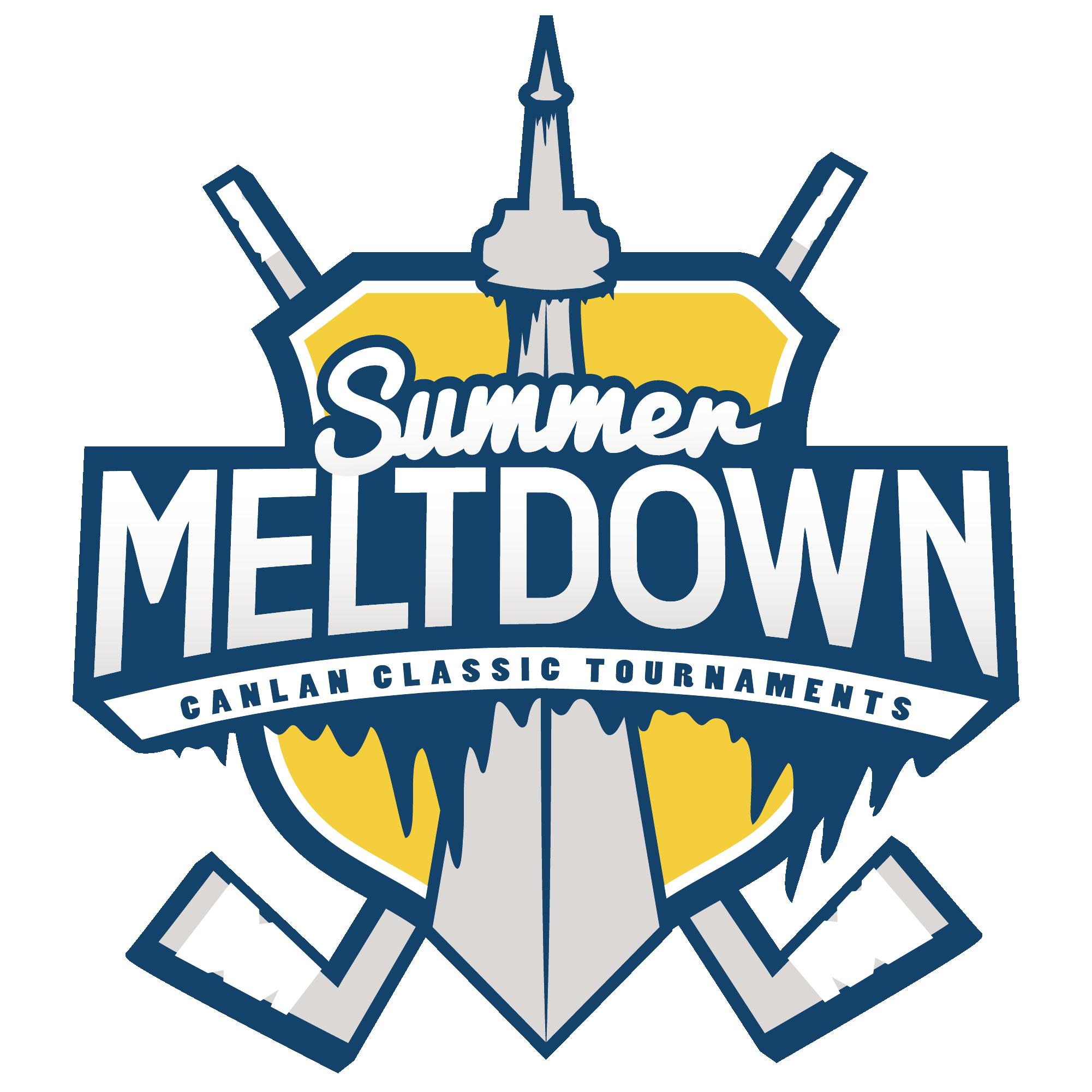 Hockey clipart hockey tournament. Summer meltdown cct