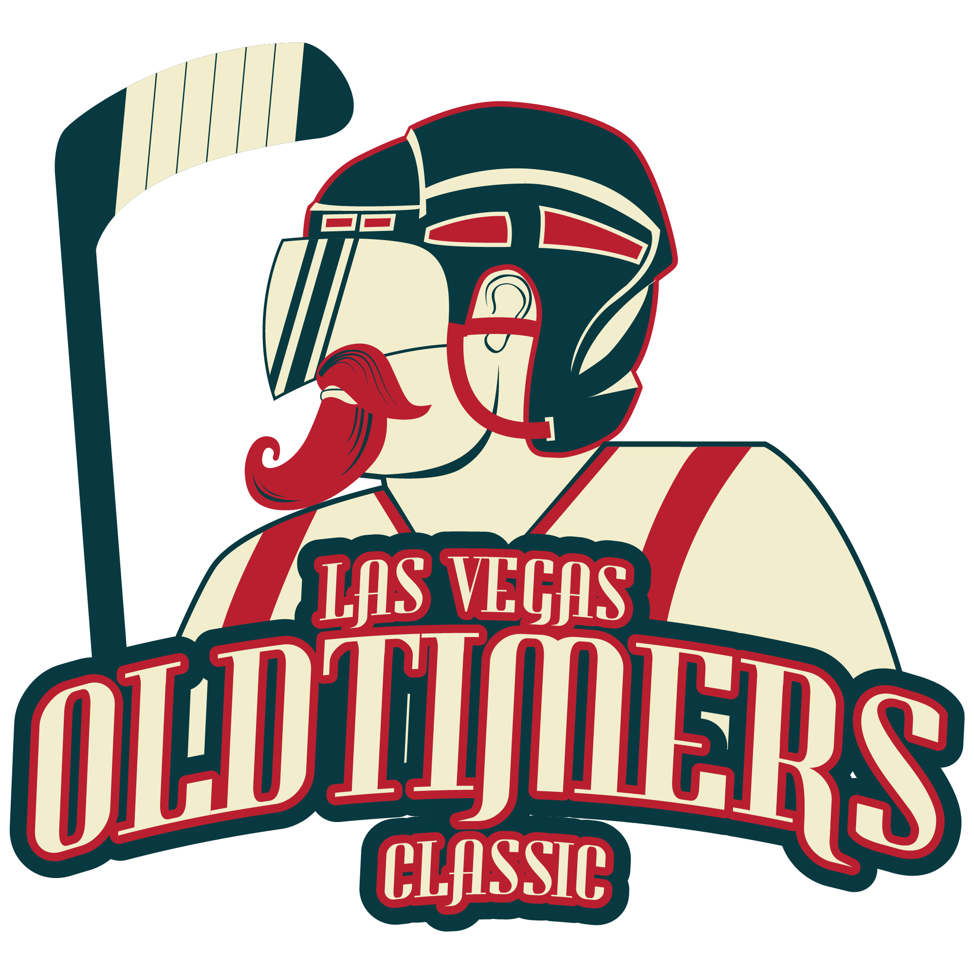 Las vegas clipart word. Old timers classic cct