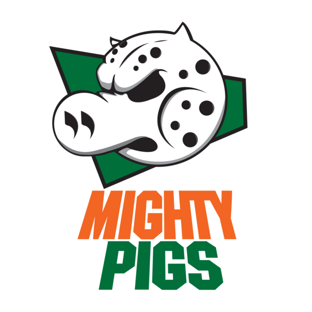 Hockey clipart montreal canadiens. Mighty pigs simpsons t