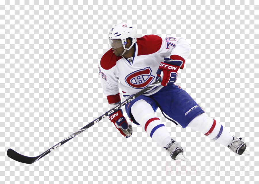 Hockey clipart montreal canadiens. National league ice