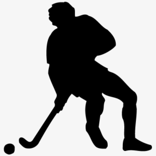 Hockey clipart polo stick. Small picture of a