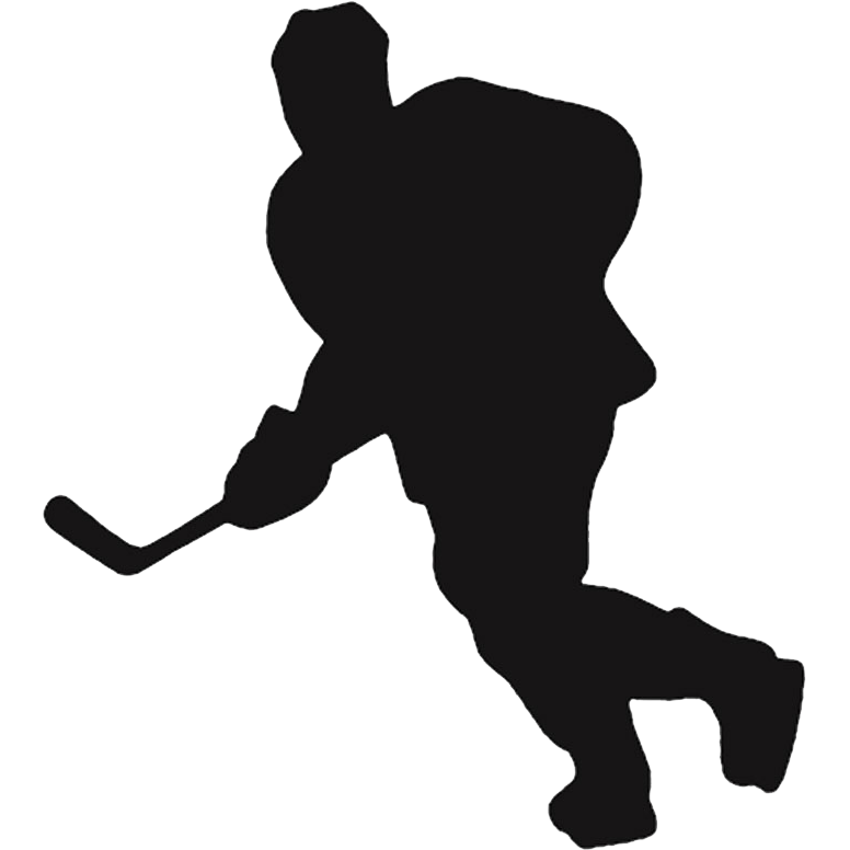 Clip art hubpicture pin. Hockey clipart silhouette