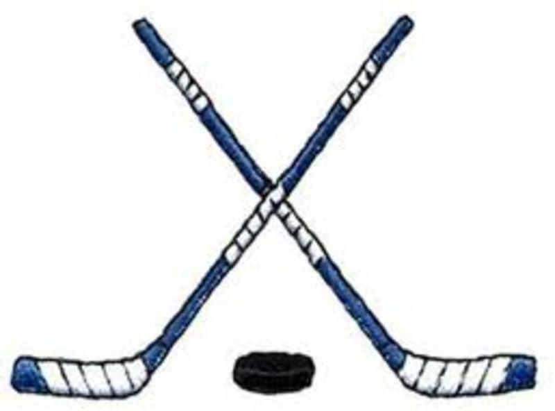Technology background sports ball. Hockey clipart street hockey