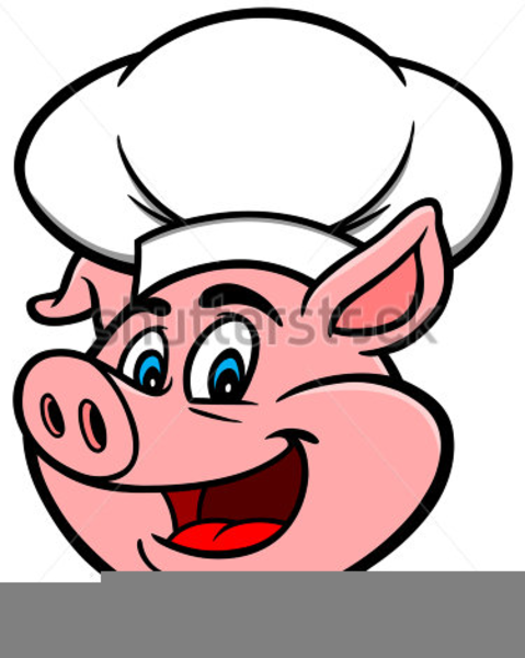 Bbq free images at. Hog clipart