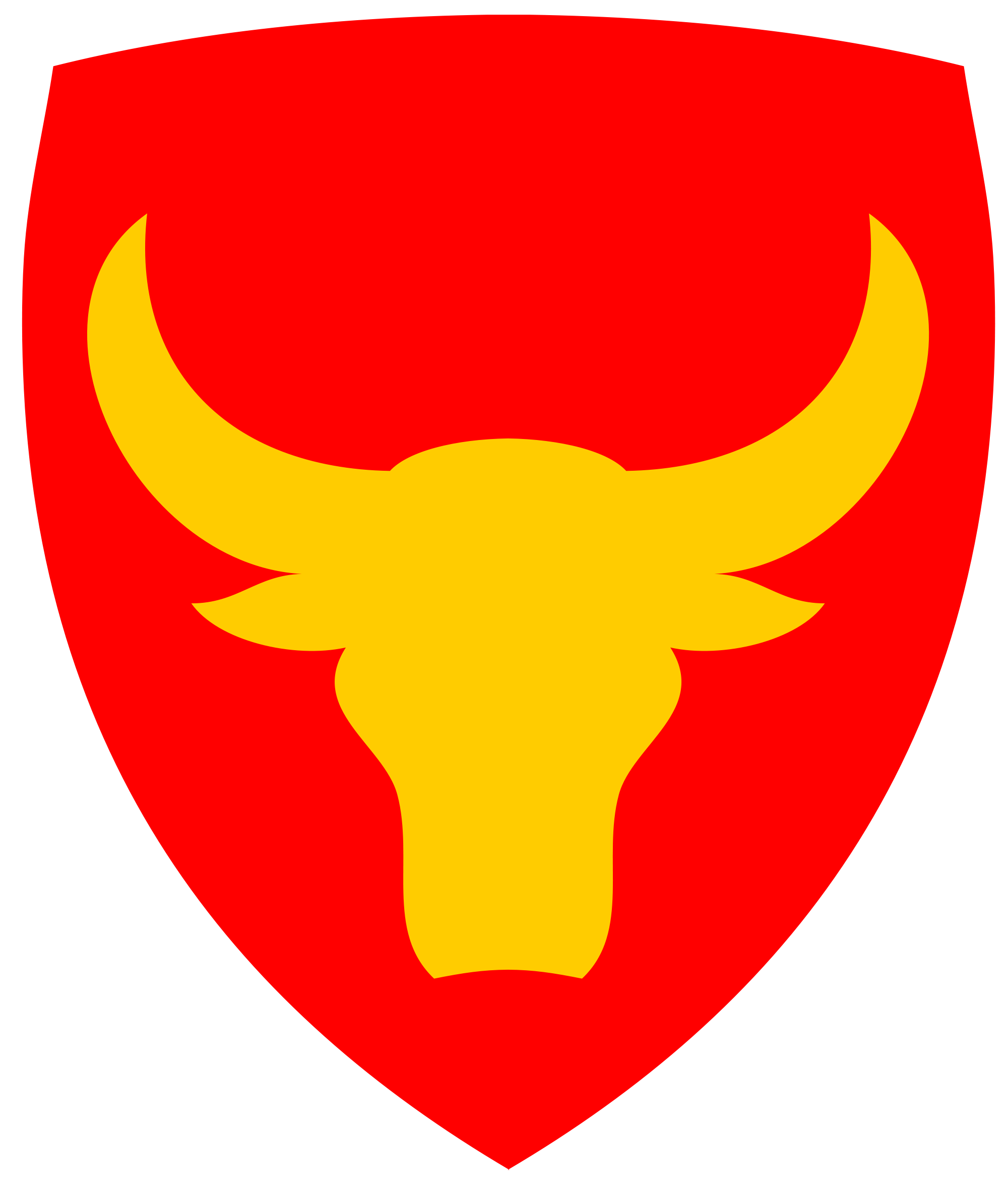 File th infantry division. Horn clipart carabao