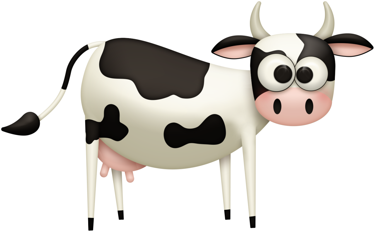 Cow png animals and. Woodland clipart barnyard