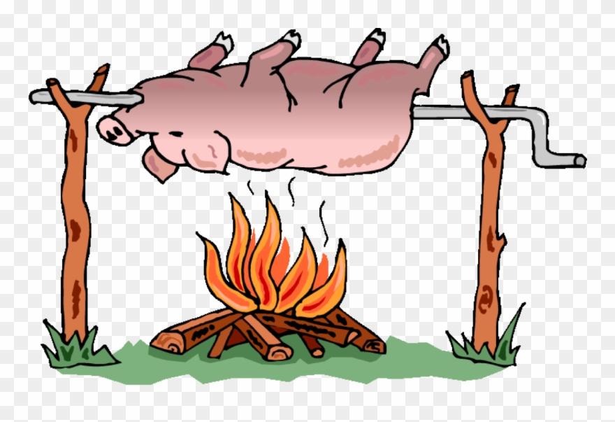 Hog clipart pog.  th annual roast