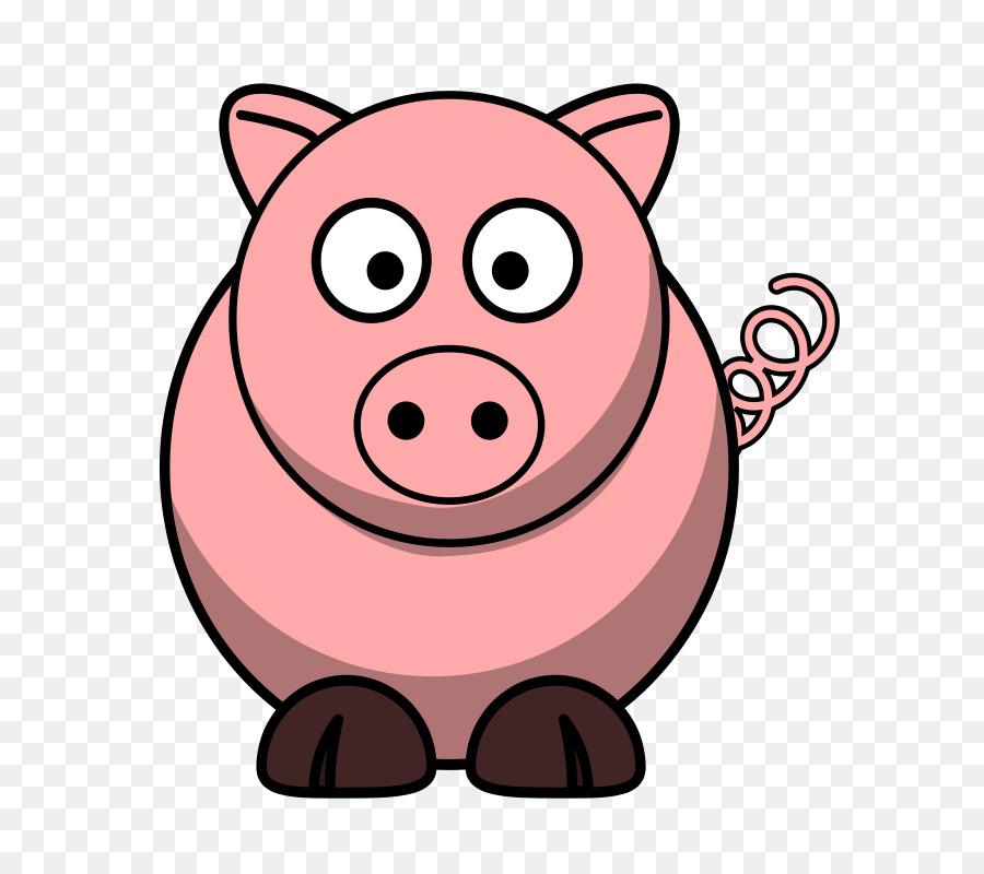 Free pig download clip. Hog clipart transparent background