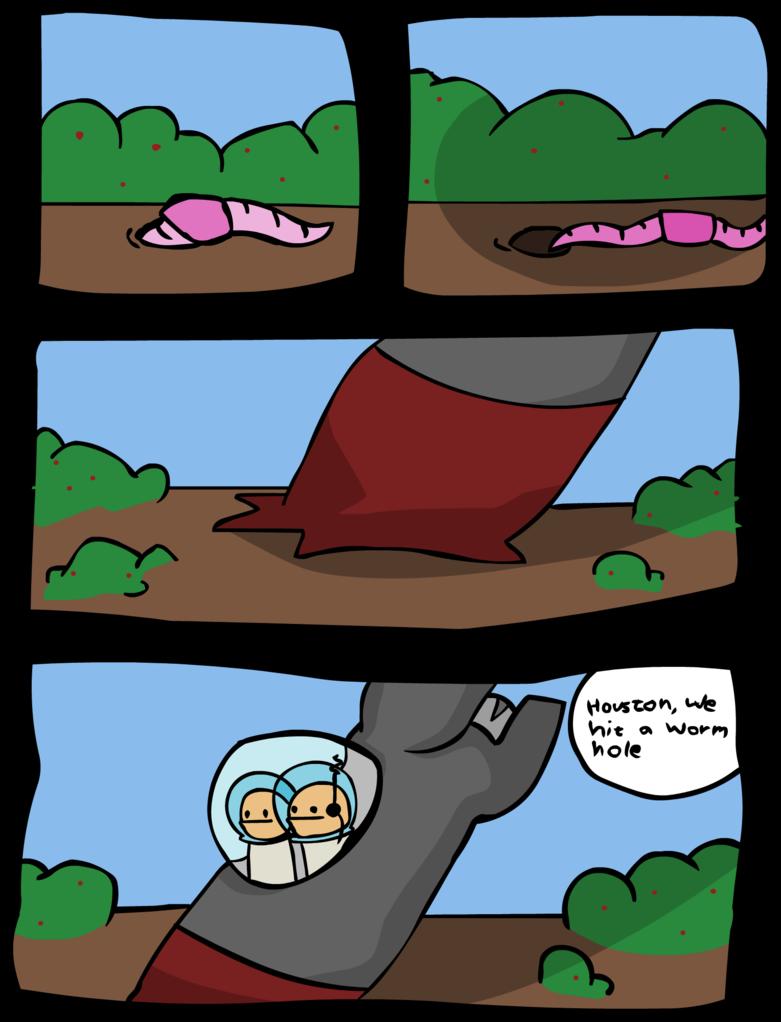 Funnyy joke by glowner. Hole clipart comic