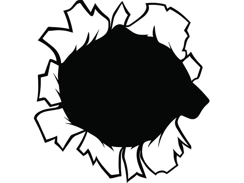 Hole clipart draw. Bullet drawing free download