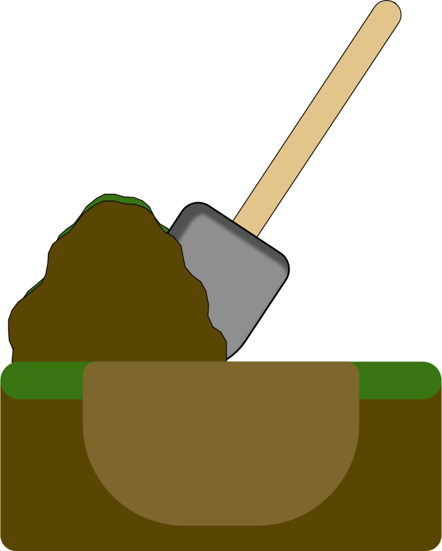Download free png dlpng. Hole clipart dug hole