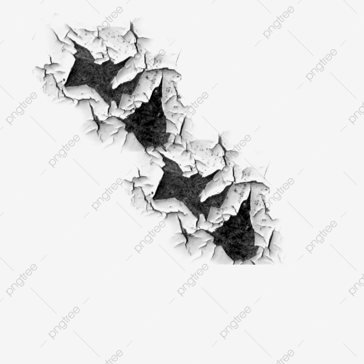 Drought water shortage chapped. Hole clipart land