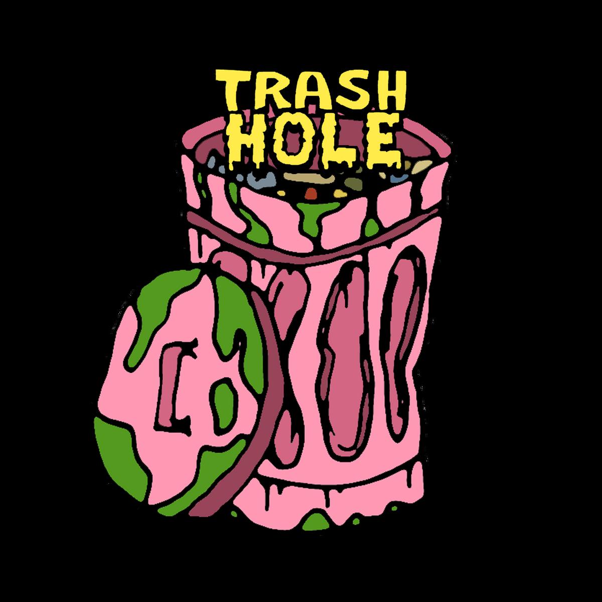 Home trash . Hole clipart prospecting