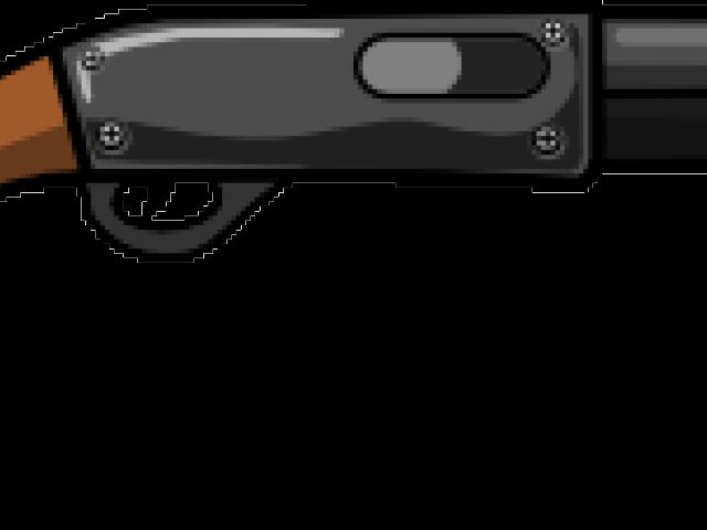 Hole clipart shotgun. Shot gun vector design